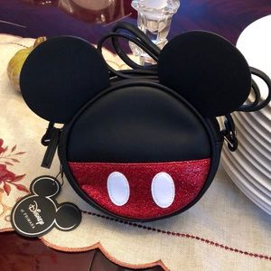 NEW Disney Mickey Crossbody Bag!
